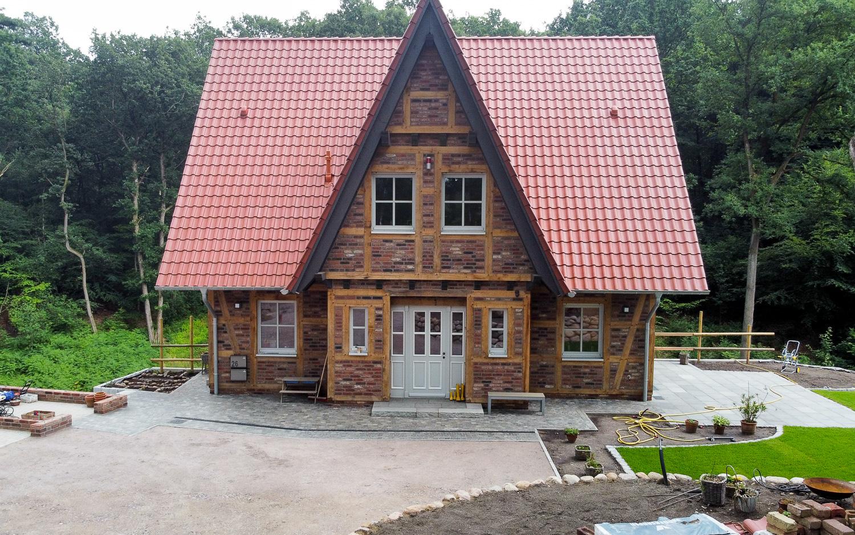 Fachwerkhaus Giebel